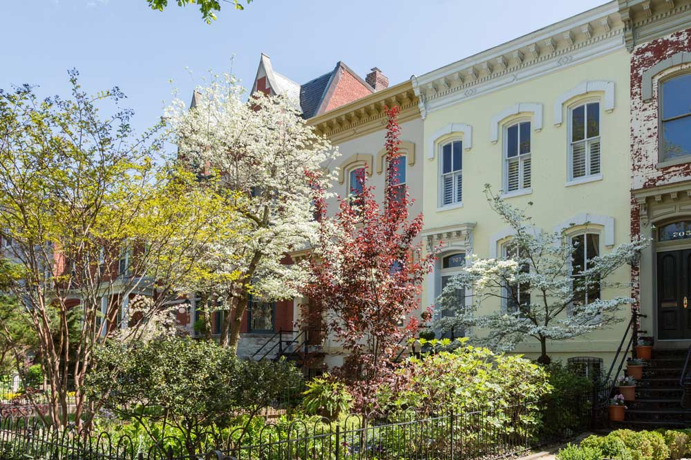 Capitol Hill 707 East Capitol Street SE Sold for: $1,682,500